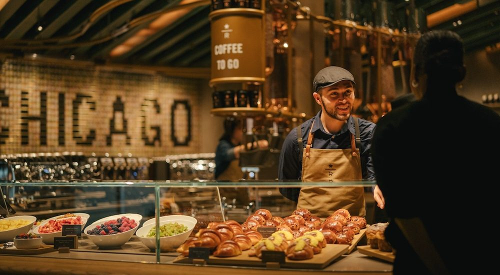 You Can Now Explore Five Stories Worth Of Starbucks On Michigan Ave  • Starbucks Reserve