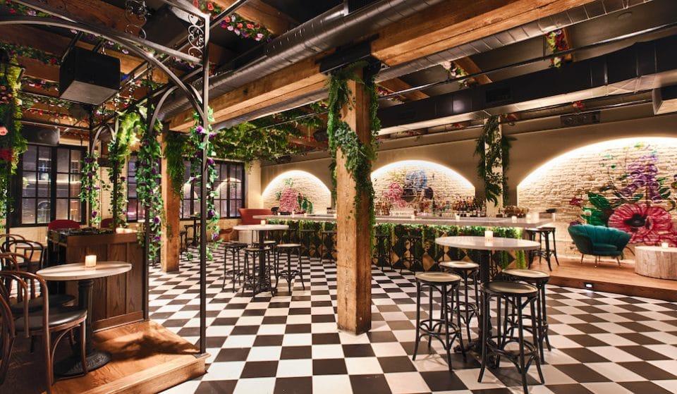 This Hubbard St Restaurant & Bar Features Three Floors Of Elevated Hospitality • Hubbard Inn