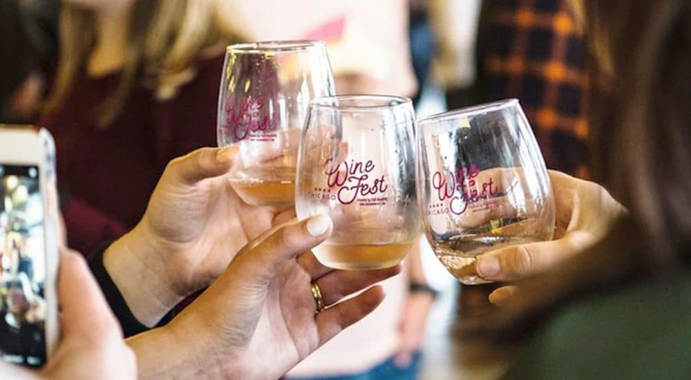 Get 35% Off VIP Tickets To This Wine Fest Coming To Chicago This Sat!