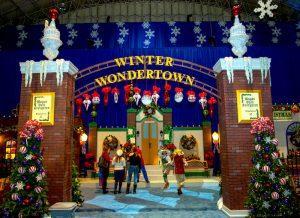 Winter Wondertown