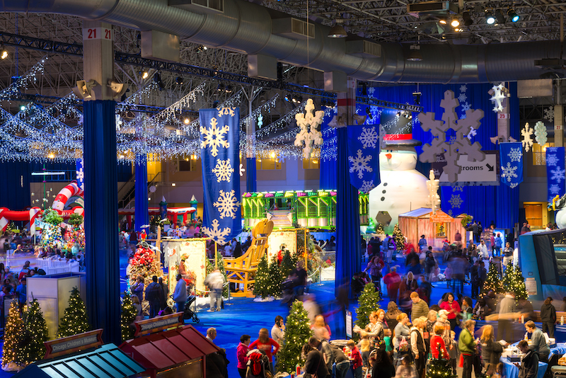 Navy Pier's Winter Wonderfest Will Host A 'Sensory-Friendly' Session For Those Who Need It
