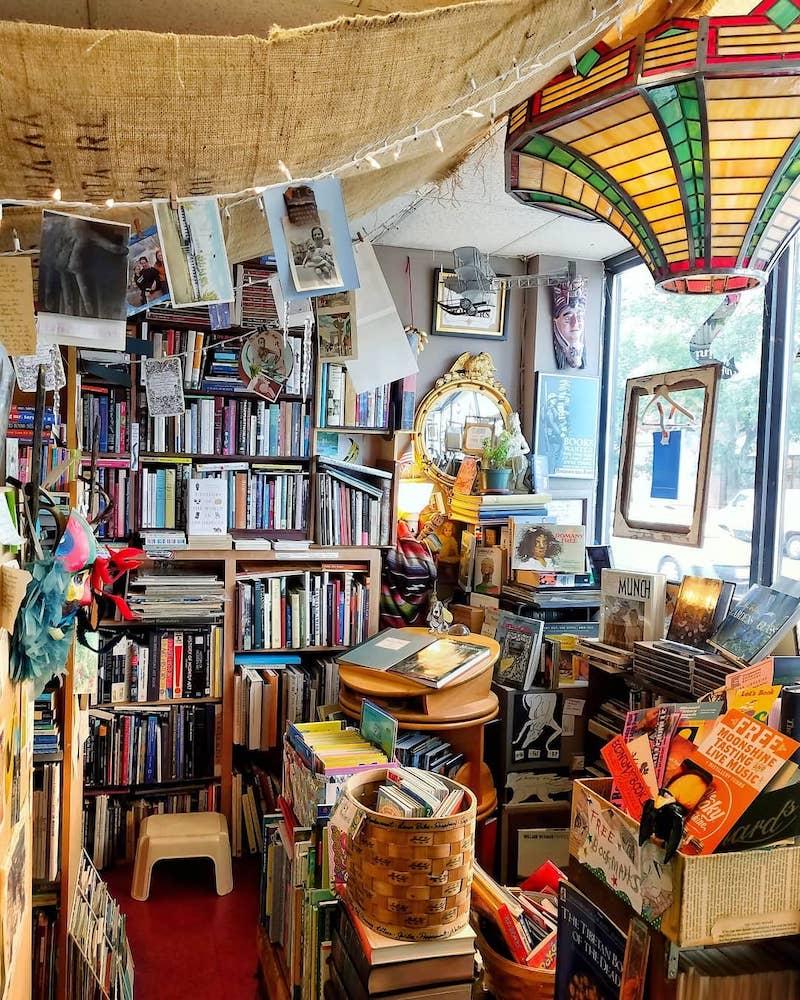 Chicago Bookshop Instagram