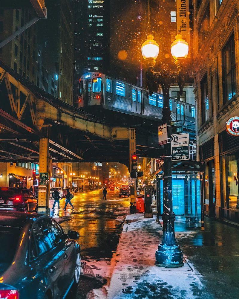 Chicago street photograph