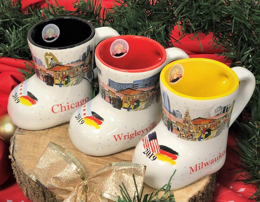 Christkindlmarket All Annual Mugs 2019