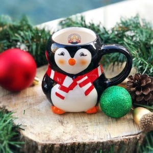 Christkindlmarket Penguin Mug 2019