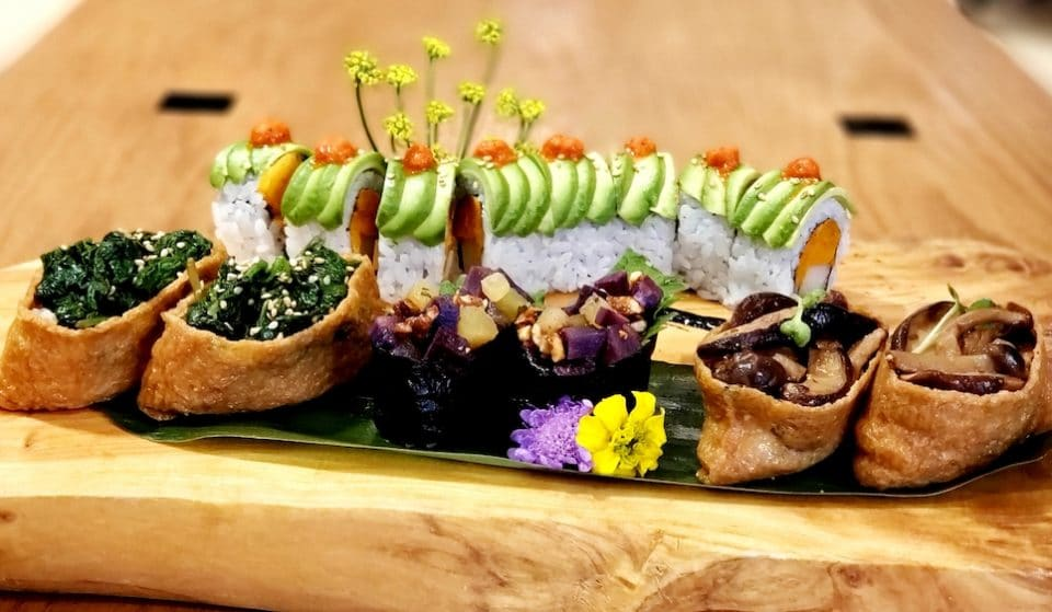 This Vegan Feast Comes Just In Time For World Vegan Month • Sunda New Asian