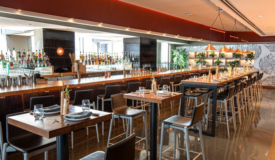 This Luxurious New Restaurant Serves Food & Drink With Whimsical Presentation • WoodWind