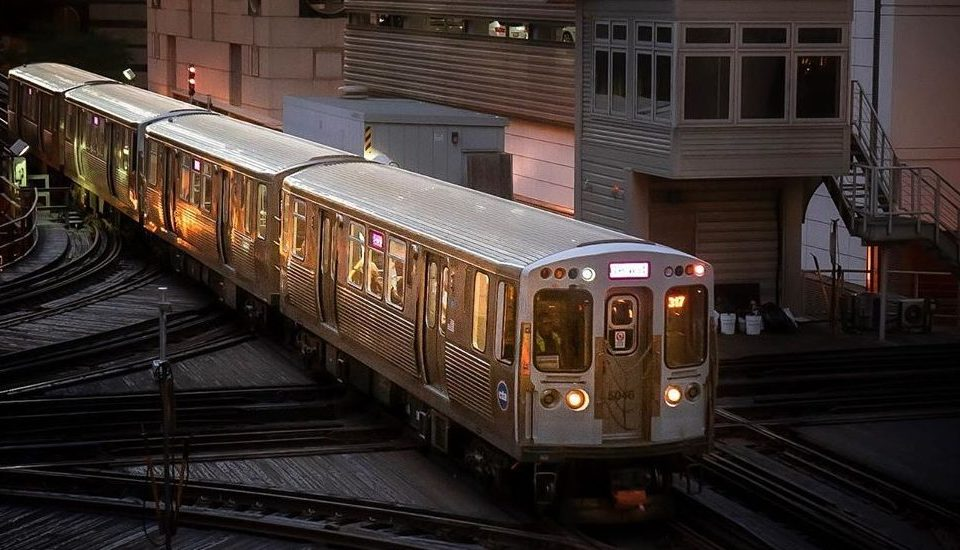 Here's How To Get Around Chicago For Free On New Year's Eve