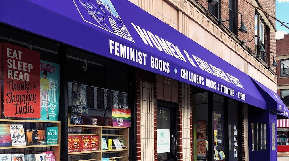 Here's Why We're In Love With This Feminist Bookstore In Andersonville • Women & Children First