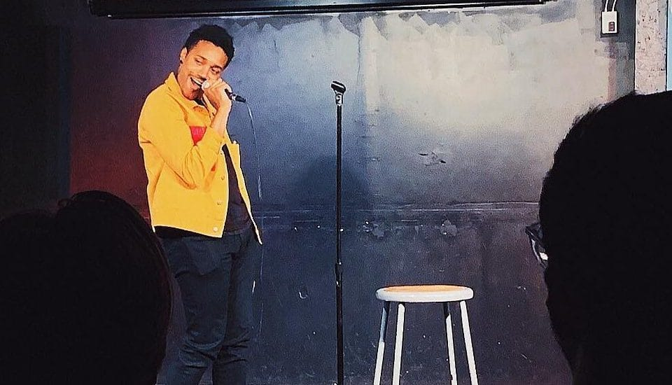 Dewayne Perkins Is Black, Gay, And Better Than You And His Show Next Week Proves It