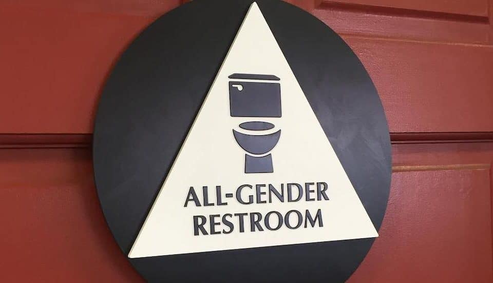 All Single-Stall Restrooms In Illinois Must Be Labeled Gender-Neutral By Law In 2020