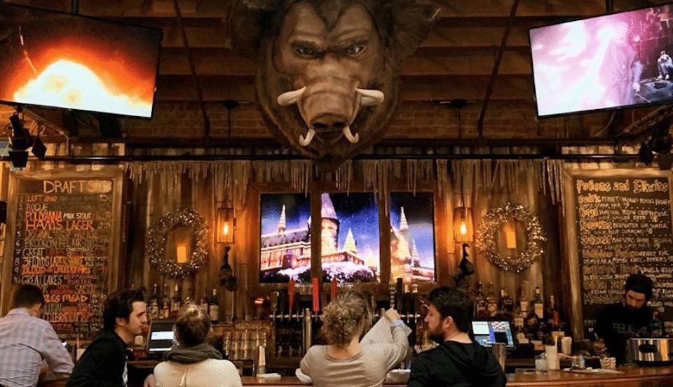 Chicago's Favorite Harry Potter Pop-Up Bar Extends Its Operation Until Feb 9