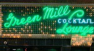 green mill exterior