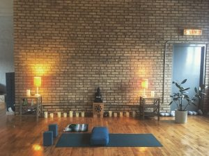 yoga class for all beings