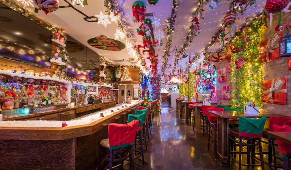 Wrigleyville Is Totally Overrun With Christmas and Holiday Pop-Up Bars; Here's Our Favorites.