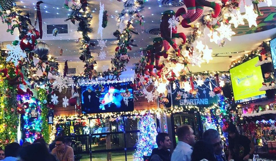 Have Brunch With Buddy The Elf At This Wrigleyville Christmas Bar • Elf'd Up