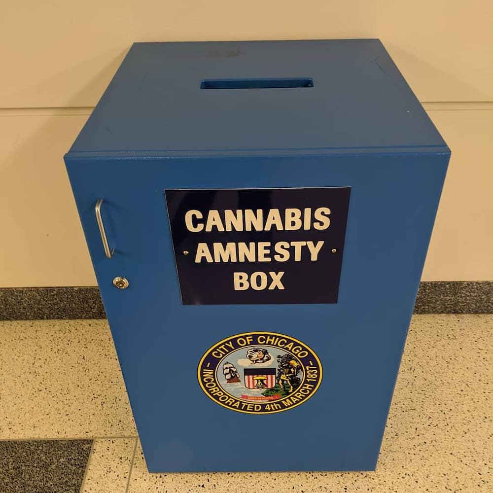 cannabis box theft