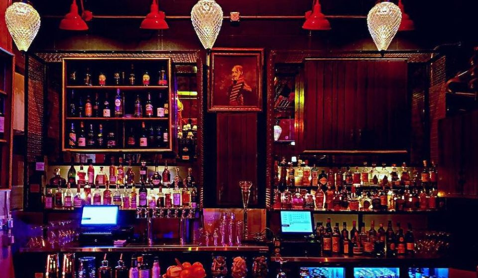 This Speakeasy In Hyde Park Takes You Right Back To Prohibition-Era Chicago • The Hyde