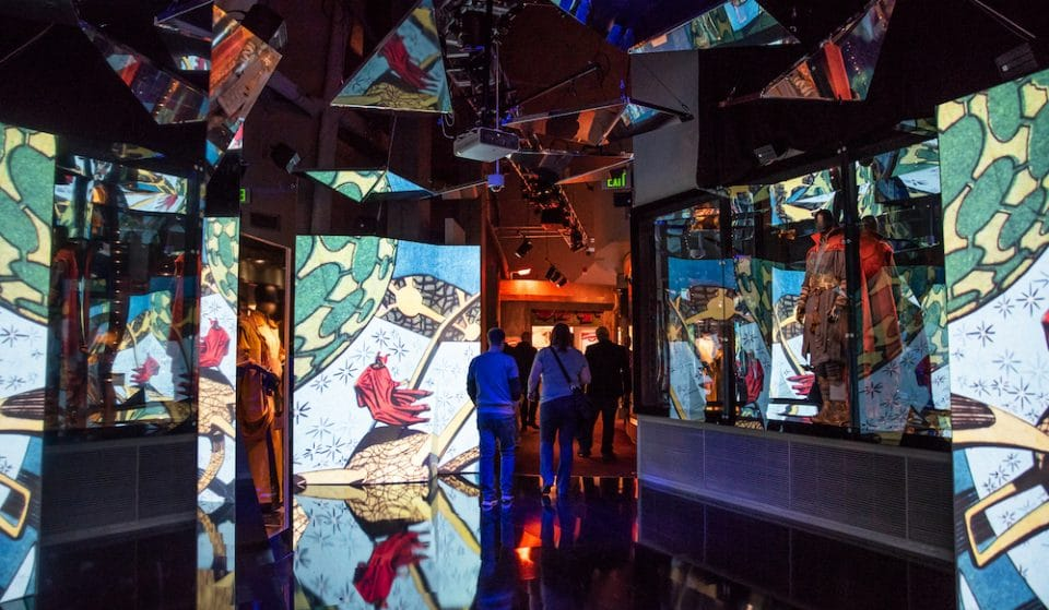 The World's Largest Interactive Marvel Comics Exhibit Is Open In Chicago