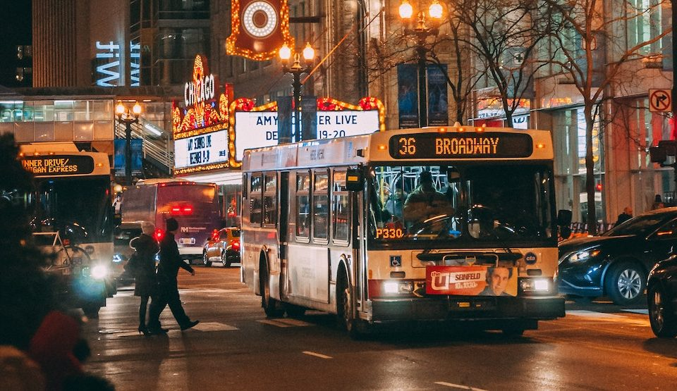 CTA Might Adopt London's All-Doors Entry For Busses This Summer