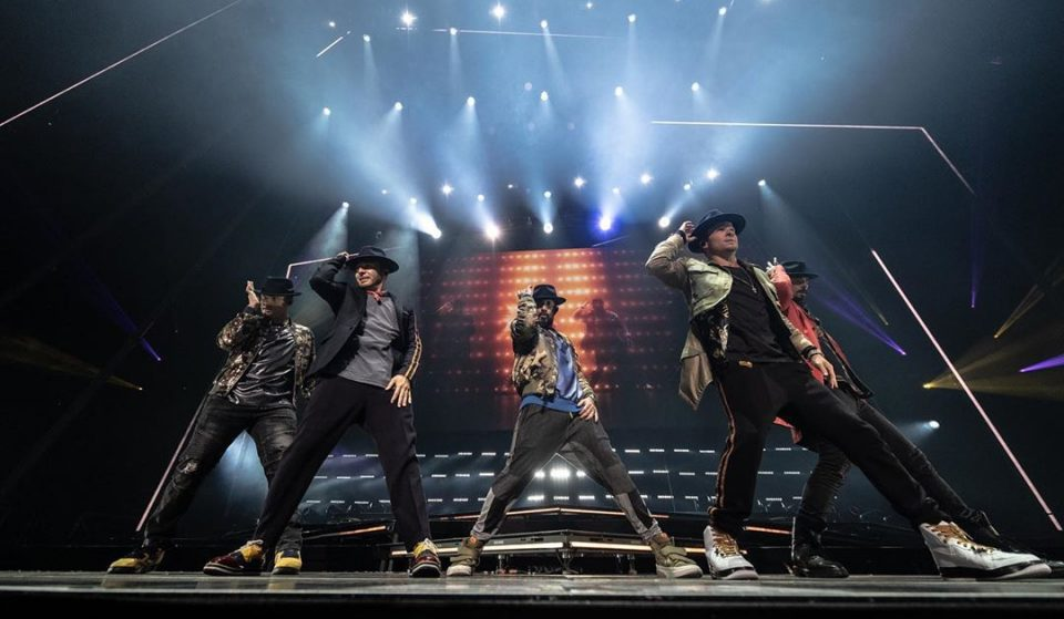 The Backstreet Boys Are Back And They're Coming To Chicago