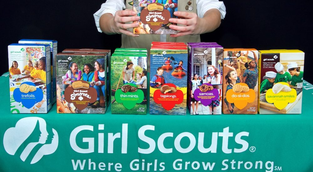 Girl Scouts Are Selling Cookies Outside Weed Dispensaries For All Your Munchies Needs