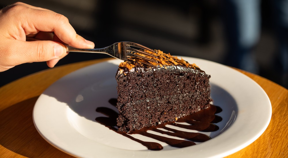 Eat Chocolate Cake At This Chicago Restaurant To Fund Brain Tumor Research