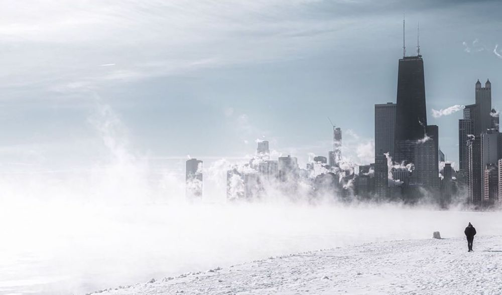 Incredible Photos From This Week's Snowstorm