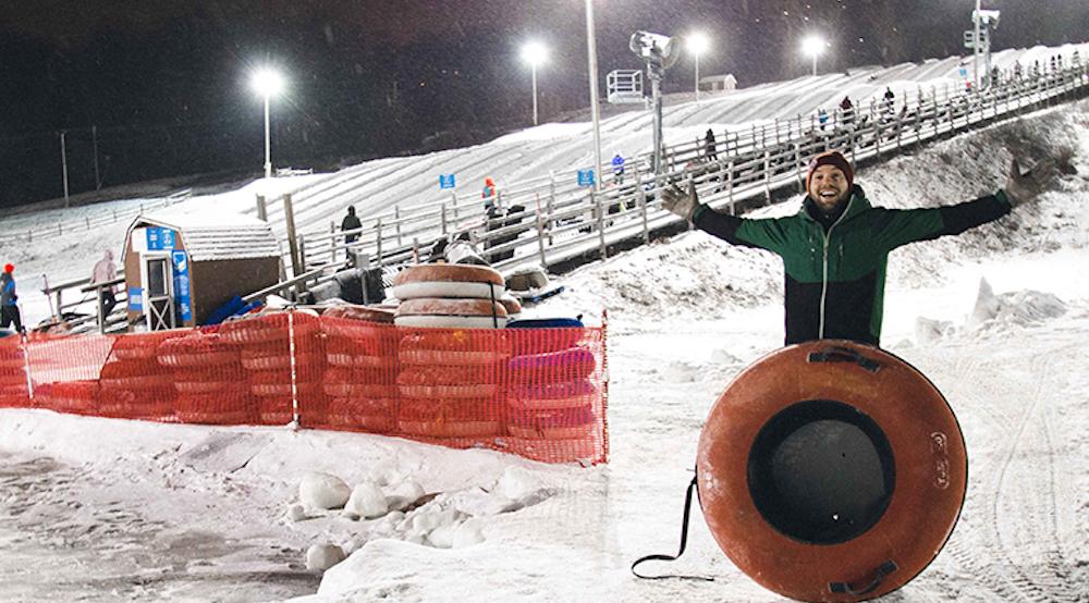 Make Winter Fun At This Snow Tubing & Brewery Day Trip