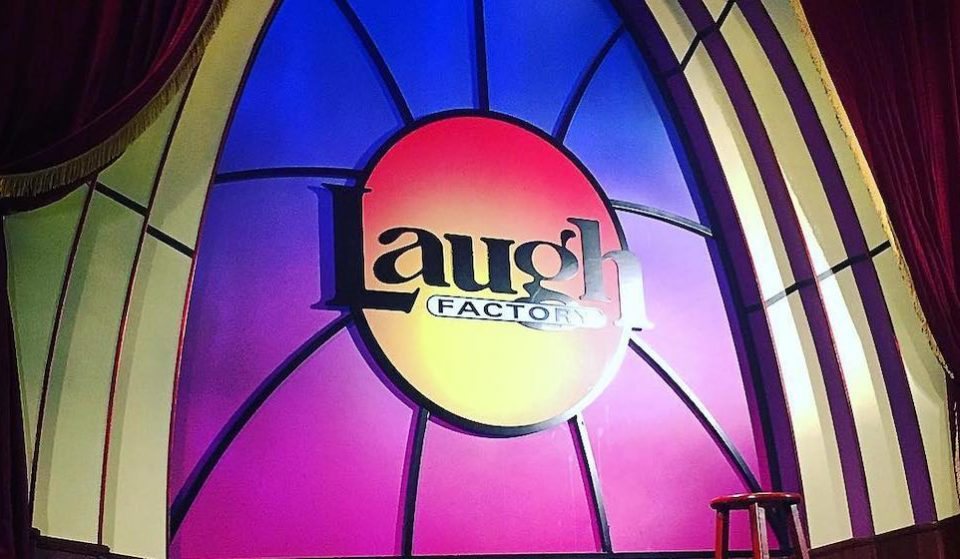 This Famous Comedy Venue Has Some Of Chicago's Best Laughs • Laugh Factory Chicago