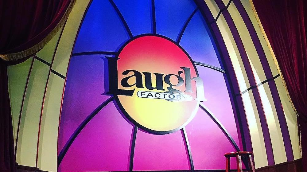 laugh factory comedy