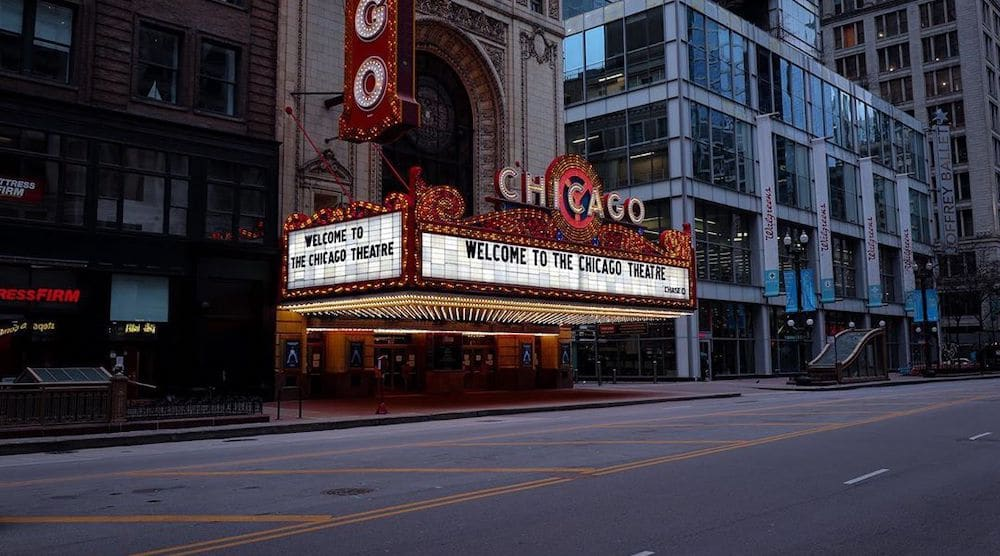 10 Photos Of Chicago Streets Looking Unusually Empty While People Stay At Home
