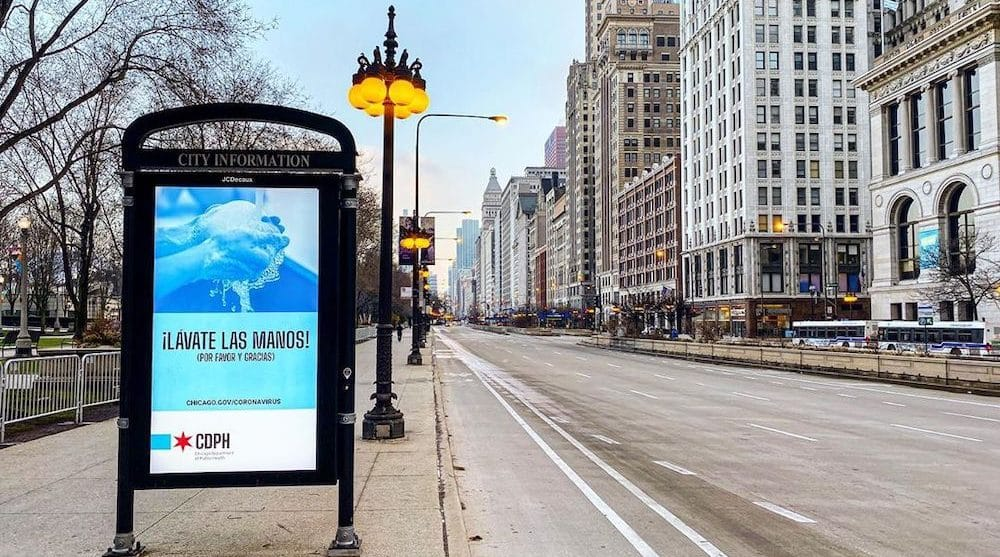 A 30-Day Stay-At-Home Advisory Begins As Chicago Nears Breaking Point