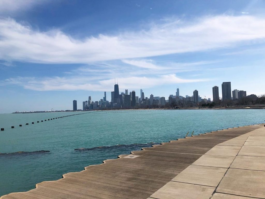 Chicago Lakefront, Adjacent Park, Trails, and Riverwalk Are Closed Indefinitely