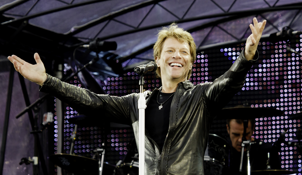 A Bon Jovi Sing-A-Long Is Taking Place Tomorrow From Windows Across Chicago