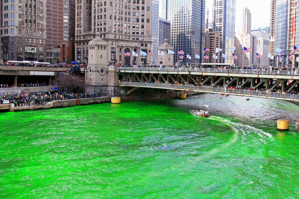Chicago's Beloved St. Patrick's Day Celebrations Have Been Called Off Again