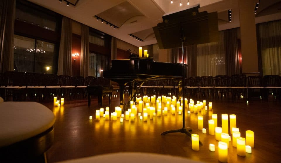 This Summer, Enjoy Classical Music By Candlelight In A Stunning, Historic Library