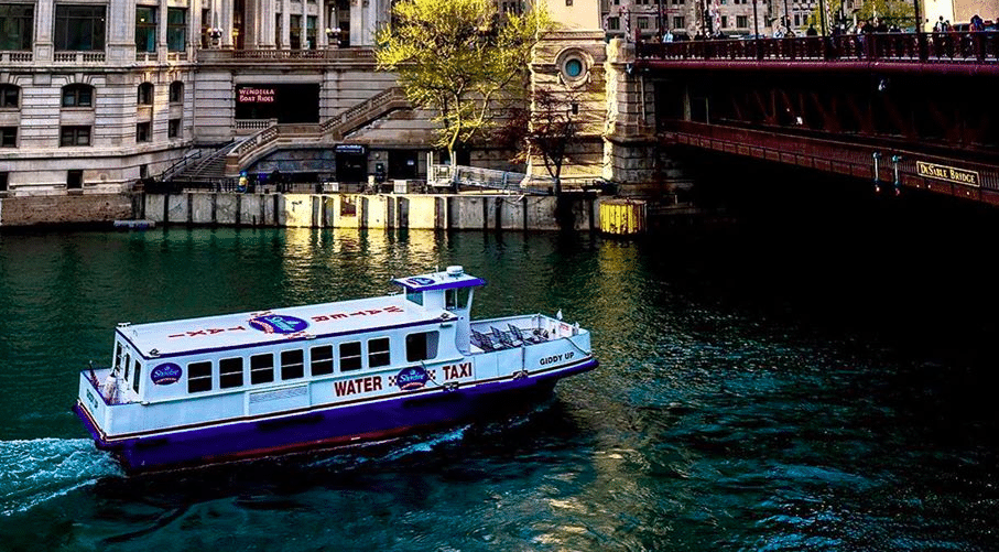 Go On A Virtual Cruise Of The Chicago River From Your Sofa