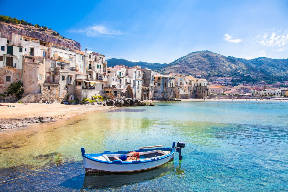 Sicily Is Offering To Pay Half Your Flight Costs To Go Visit This Autumn