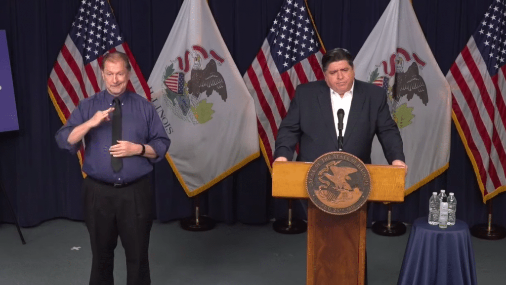Illinois Judge Overturns Pritzker's Stay-At-Home Extension