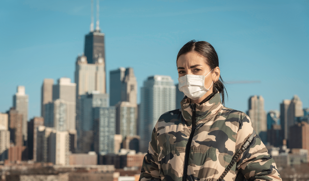 Face Masks Are Now Mandatory For All Illinois Residents