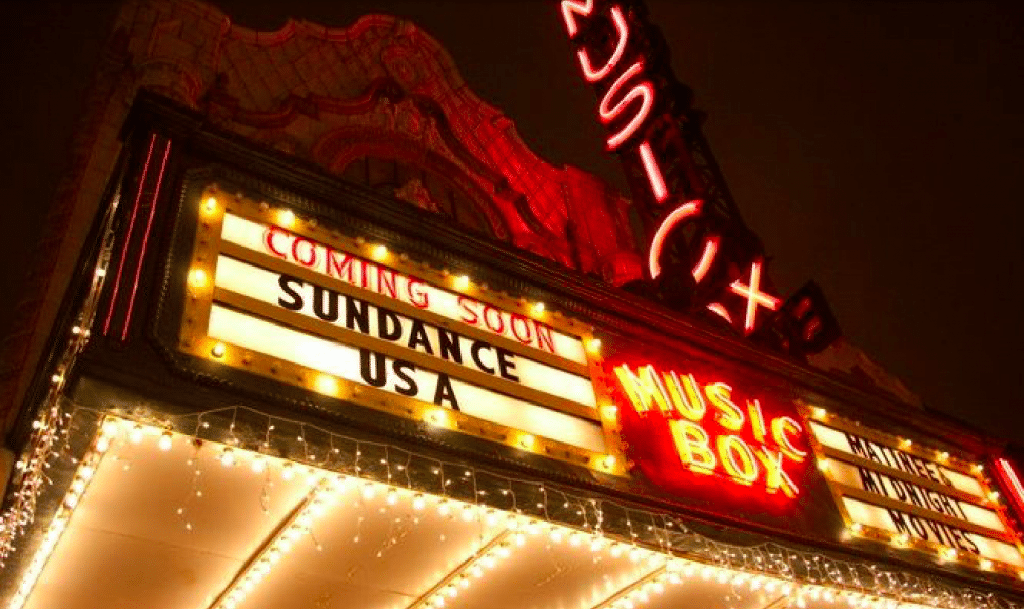 Chicago's Music Box Theatre Is Streaming Indie Hits Through Their Virtual Cinema