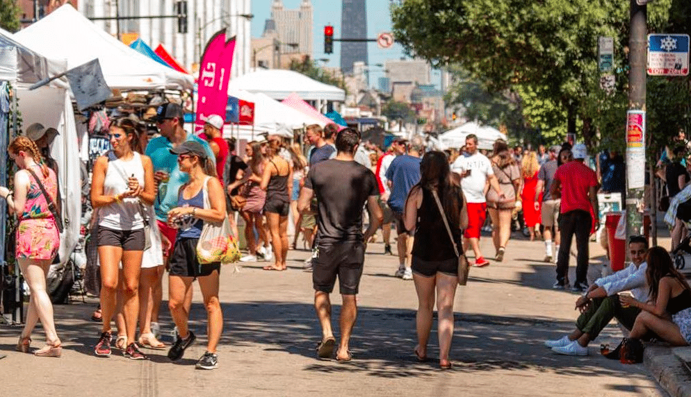 Do Division, West Fest Chicago, And Dancing In The Streets Are Officially Canceled This Year