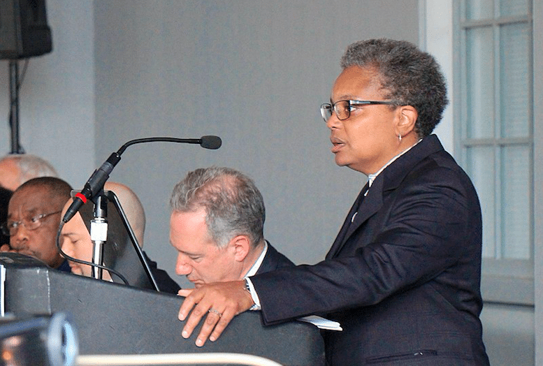 Mayor Lightfoot Announces That The Stay-At-Home Order Will Likely Extend Past April 30