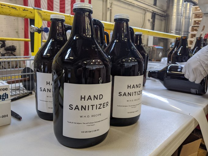 Koval Distillery Is Now Making Their Hand Sanitizer Available To The Public