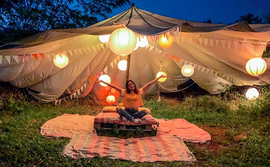 Escape Reality And Take A Hyper-Local Camping Trip (In Your Backyard)