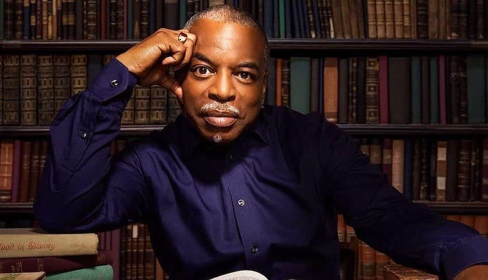 LeVar Burton's Weekly Storytime Livestreams Are Exactly What We Need Right Now