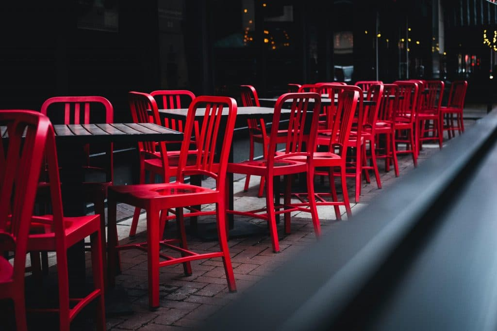 The City Is Reserving Six Streets For Patio Dining