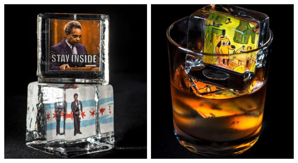 This Bar Is Selling Ice Cubes Of Mayor Lightfoot And Other Memes