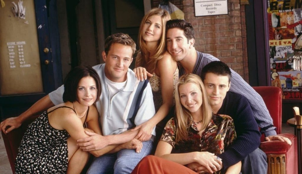 An Official 'Friends' Cookbook Is Set To Be Released Later This Year